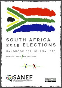 190226-SANEF-South-Africa-Elections-2019-Handbook-for-Journalists-min
